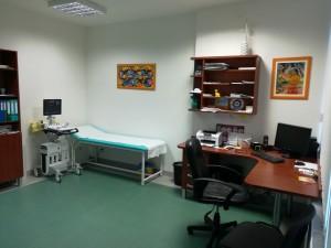 Ambulancia - lekár