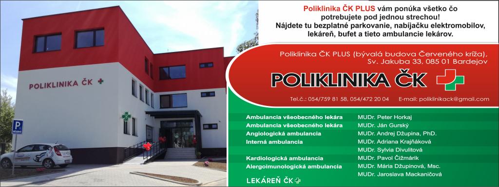 Poliklinika CK PLUS