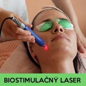 Biostimulačný laser